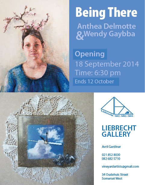 Being There: Anthea Delmotte & Wendy Gaybba